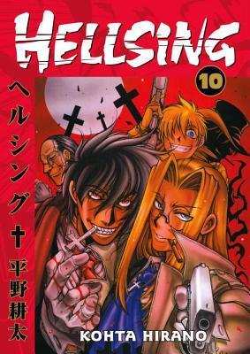 Hellsing, Vol. 10