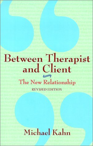 Between Therapist and Client: The New Relationship
