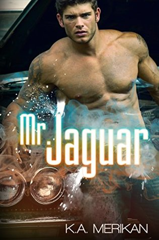 Mr. Jaguar by K.A. Merikan