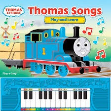 Thomas Songs: Play and Learn (Thomas & Friends)