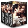 Dominated By A Billionaire (Boxed Set: Irresistible Billionaire, 1 - 3)