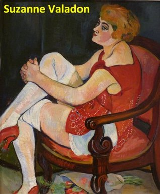 50 Color Paintings of Suzanne Valadon (Marie-Clémentine Valadon) - French Post Impressionist Painter (September 23, 1865 - April 7, 1938)