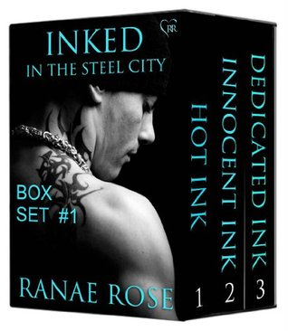 Inked in the Steel City Series Box Set #1 (Inked in the Steel City, #1-3)
