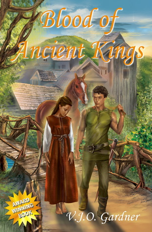 Blood of Ancient Kings (Tales of Asculum, #1)