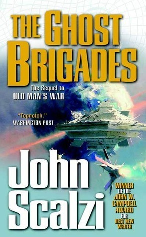 The Ghost Brigades by John Scalzi