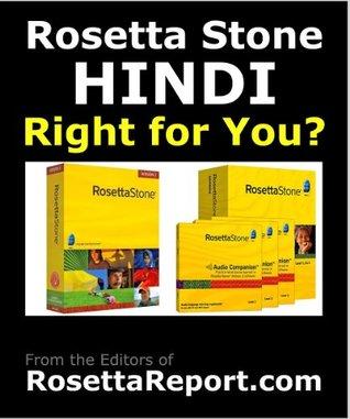 IS ROSETTA STONE HINDI SOFTWARE RIGHT FOR YOU? Find out Rosettastone Flaws & Gotchas in Roseta Stone Hindi Language Level 1 2 3 4 5 (Includes TotalE Total ... School Editon, Windows Vista 7 XP Mac, set)