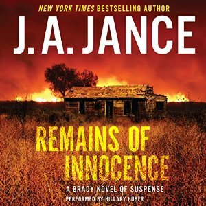 Remains of Innocence(Joanna Brady 16)