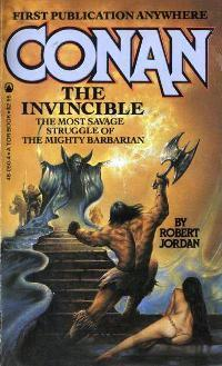 Conan the Invincible (Conan, #1)