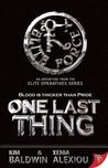 One Last Thing (Elite Operatives, #7)