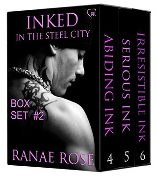 Inked in the Steel City Series Box Set #2 (Inked in the Steel City, #4-6)