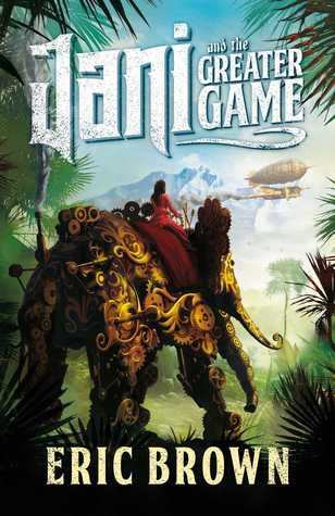 Jani and the Greater Game(The Multiplicity Series 1)