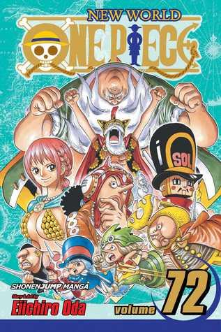 One Piece, Volume 72: Dressrosa's Forgotten (One Piece, #72)