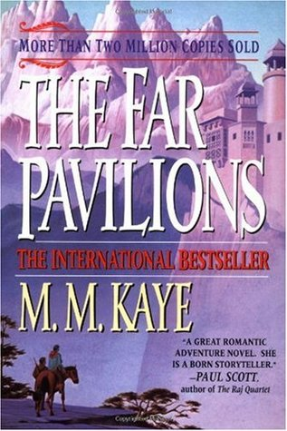 The Far Pavilions Book Cover