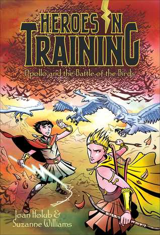 Apollo and the Battle of the Birds (Heroes in Training, #6)