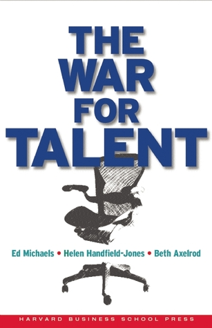 war for talents The war for talent according to a yearlong study conducted by mckinsey co, the most important corporate resource over the next 20 years will be talent it's also the resource in shortest supply.