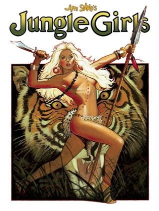 Jungle Girls by Jim Silke