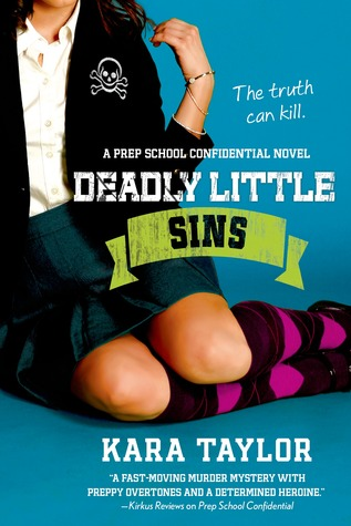 {Review} Deadly Little Sins by Kara Taylor