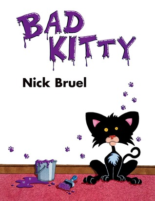 Book Review: Nick Bruel's Bad Kitty