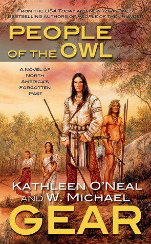 People of the Owl by Kathleen O'Neal Gear