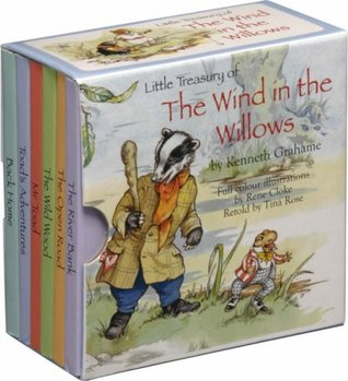 Little Treasury of the Wind in the Willows