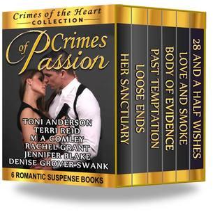 Crimes of Passion: 6 Romantic Suspense Books
