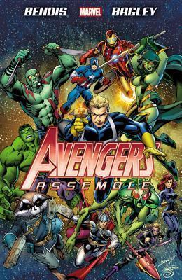 Avengers Assemble(Avengers Assemble 1)