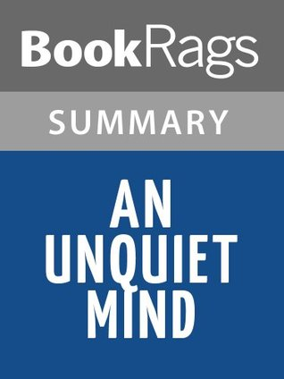 An Unquiet Mind by Kay Redfield Jamison l Summary & Study Guide