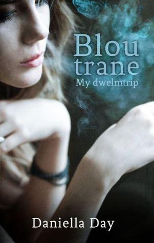 Blou trane by Daniella Day