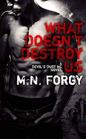 What Doesn't Destroy Us (The Devil's Dust, #1) by M.N. Forgy