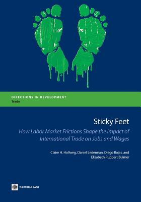Sticky Feet: How Labor Market Frictions Shape the Impact of International Trade on Jobs and Wages