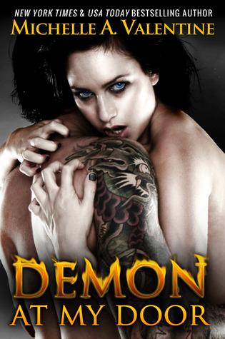 Demon at My Door (Demon at My Door, #1)