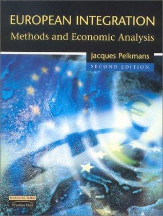 European integration by Jacques Pelkmans