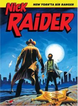 New York'ta Bir Ranger (Nick Raider, #25)