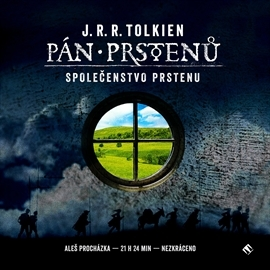 Společenstvo prstenu (The Lord of the Rings, #1)