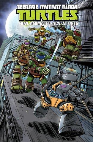 Teenage Mutant Ninja Turtles: New Animated Adventures, Volume 3