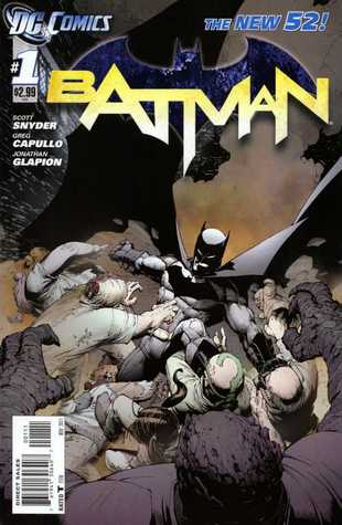 Batman 1(Batman: New 52 1)