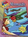 3-D Coloring Book--Mermaids