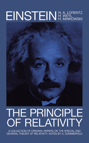 The Principle of Relativity (Books on Physics) - Albert Einstein