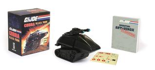 G.I. Joe: Cobra H.I.S.S. Tank: Includes Light & Sound!