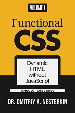 Functional CSS: Dynamic HTML without JavaScript