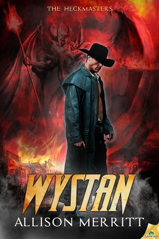 Wystan (The Heckmasters, #1)