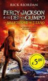 Percy Jackson e gli Dei dell'Olimpo - La maledizione del Titano by Rick Riordan