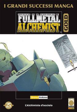 FullMetal Alchemist Gold deluxe n. 25