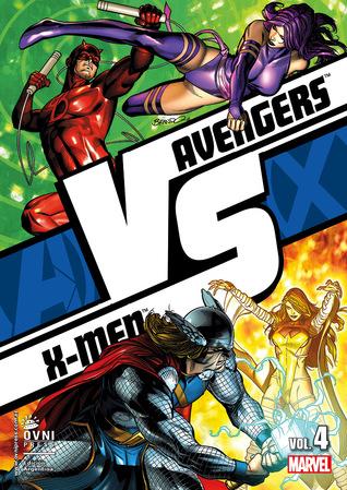 Versus: Avengers vs. X-men, volumen 4