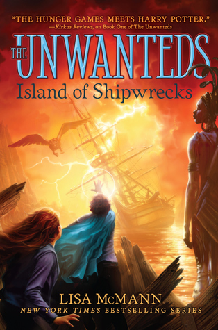 Island of Shipwrecks (Unwanteds, #5)