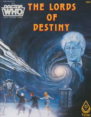 The Lords Of Destiny Dr Who Role Playing Game