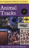 Peterson Field Guide to Animal Tracks by Olaus Johan Murie