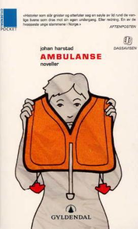 ambulanse johan harstad