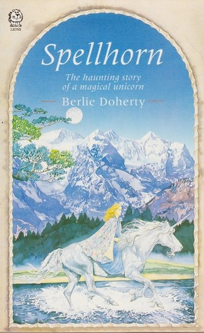 Image result for spellhorn berlie doherty book cover