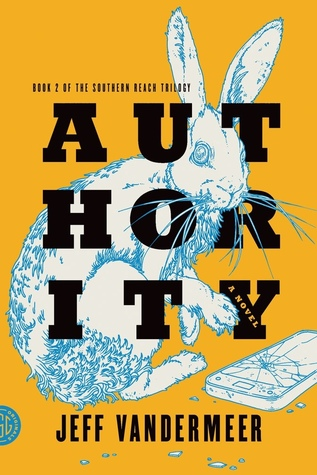 Authority by Jeff VanderMeer